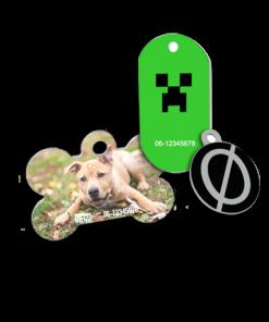 Dog tags en ID tags